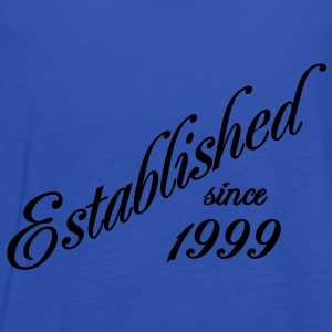 Established since 1999 T-skjorter - Singlet for kvinner fra Bella