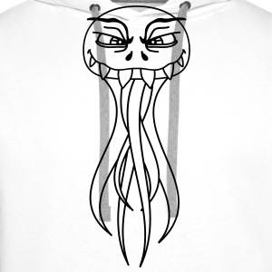 monster_jellyfish Tee shirts - Sweat-shirt à capuche Premium pour hommes