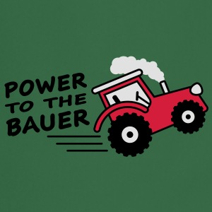 power_to_the_bauer T-shirts - Forklæde