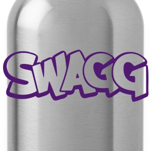 Swagg graff outline T-Shirts - Water Bottle