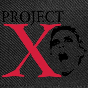 X Project T-shirts - Snapback cap