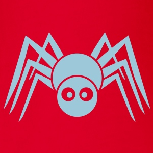 spider 1c friendly T-shirts - Ekologisk kortärmad babybody