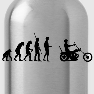 Evolution Chopper Shirt - Trinkflasche