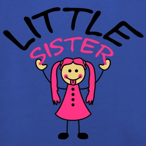 little_sister T-Shirts - Kinder Premium Hoodie