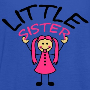 little_sister T-Shirts - Frauen Tank Top von Bella