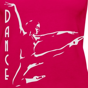 Dance T-Shirts - Frauen Premium Tank Top