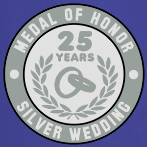 MEDAL OF HONOR 25th SILVER WEDDING 3C T-Shirt - Cooking Apron