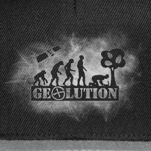 Geolution-light-grunge T-shirts - Snapback cap