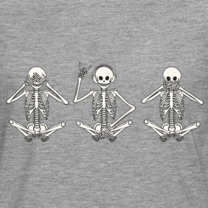 Hear No Evil T-Shirts - Men's Premium Longsleeve Shirt