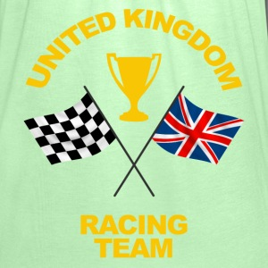 United Kingdom racing team T-Shirts - Women's Tank Top by Bella