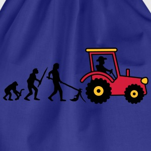 tractor_evolution T-shirts - Gymnastikpåse