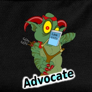 advocate T-Shirts - Kids' Backpack
