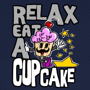 relax cupcake Tee shirts - Casquette classique