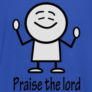 praise the lord T-Shirts - Women's Tank Top by Bella