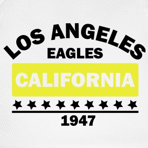 Los Angeles - California T-Shirts - Baseballkappe
