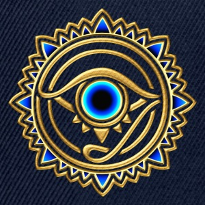 Horus eye, Egypt, protection, magic & strength, T-shirts - Snapback Cap