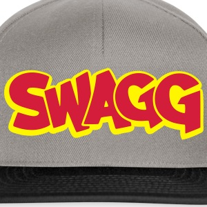 Swagg graff outlined T-Shirts - Snapback Cap