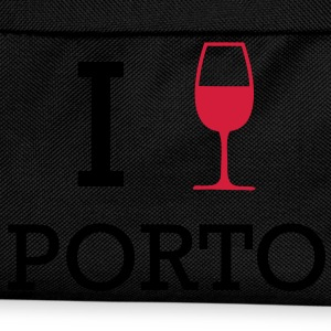 I Love Porto T-Shirts - Kids' Backpack