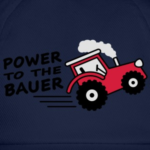 power_to_the_bauer T-shirts - Baseballcap