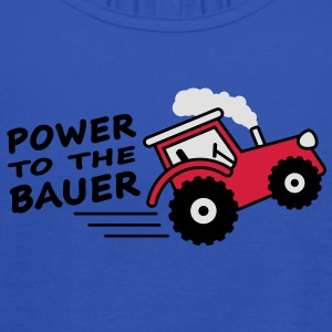 power_to_the_bauer T-shirt - Top da donna della marca Bella