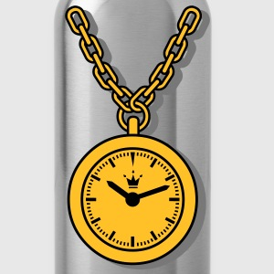 clock, chain T-Shirts - Water Bottle