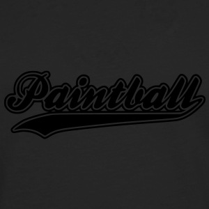 paintball T-Shirts - Men's Premium Longsleeve Shirt