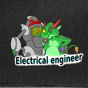 electrical engineer T-Shirts - Snapback Cap