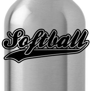 softball T-Shirts - Water Bottle