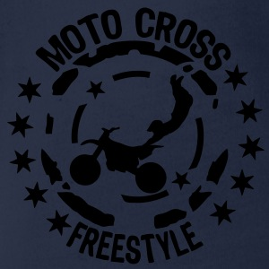 motocross freestyle motorcycle34 aille Tee shirts - Body bébé bio manches courtes