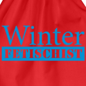 Winter Fetischist T-Shirts - Turnbeutel