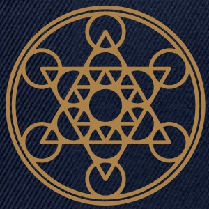 Metatrons Cube, Star Tetrahedron,  Flower of Life/ T-shirts - Snapbackkeps