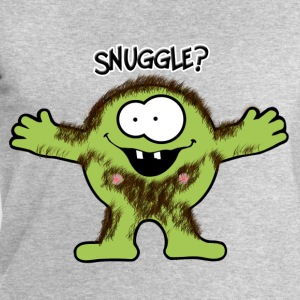 Hairy snuggle Monster T-Shirts - Men's Sweatshirt by Stanley & Stella