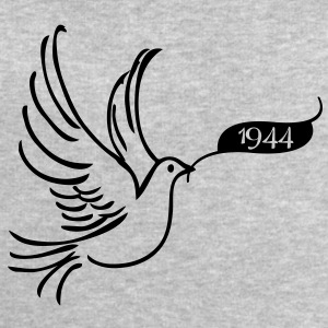 Dove of Peace med år 1944 T-skjorter - Sweatshirts for menn fra Stanley & Stella