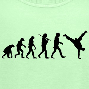 evolution of breakdance T-Shirts - Women's Tank Top by Bella