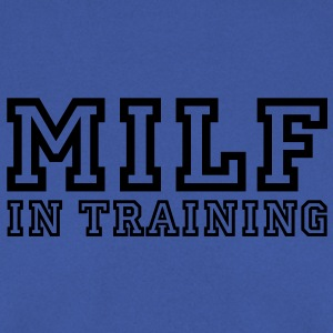 milf in training Tee shirts - Sweat-shirt Homme