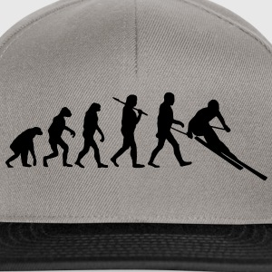 evolution of ski Tee shirts - Casquette snapback