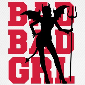 Bad Bad Girl T-Shirts - Baseball Cap