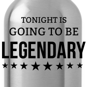 Legendary T-Shirts - Water Bottle