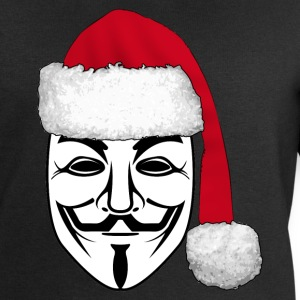 anonymous christmas 1 T-Shirts - Men's Sweatshirt by Stanley & Stella