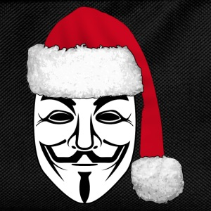 anonymous christmas 1 T-Shirts - Kinder Rucksack