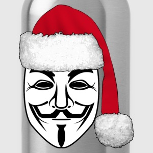 anonymous christmas 1 T-Shirts - Water Bottle