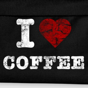 i love coffee vintage hell T-Shirts - Kids' Backpack