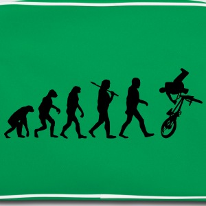 evolution of bmx T-Shirts - Retro Tasche