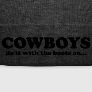 Cowboys do it with the boots on... T-Shirts - Winterhue