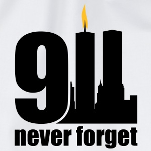 never forget 9/11 T-Shirts - Gymbag