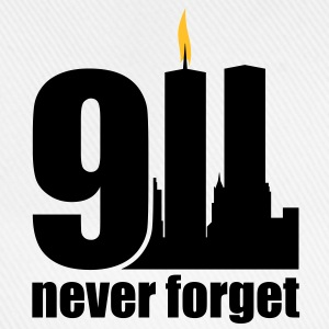 never forget 9/11 T-Shirts - Baseball Cap