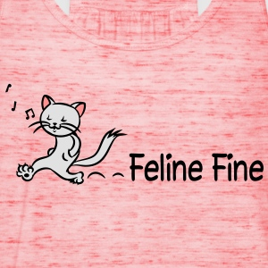 felinefine6 T-Shirts - Women's Tank Top by Bella