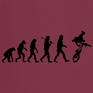 evolution of bmx Tee shirts - Tablier de cuisine