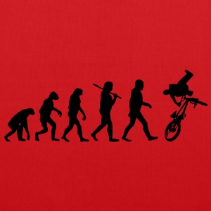 evolution of bmx Tee shirts - Tote Bag