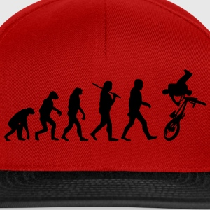 evolution of bmx Tee shirts - Casquette snapback